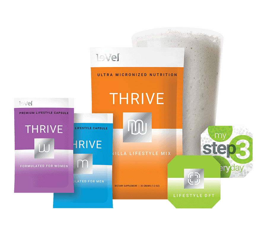 Thrive 2.0 Customer Testimonials