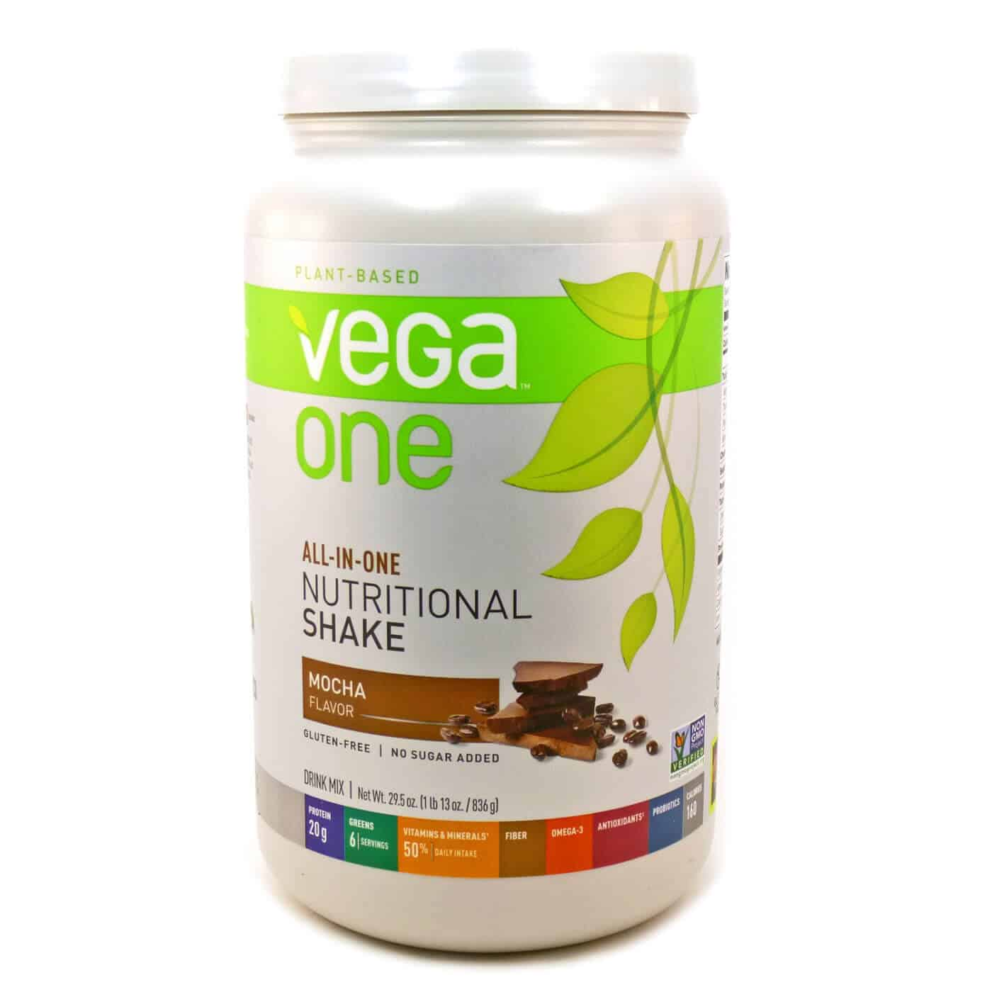 Vega one all in one nutritional shake reviews