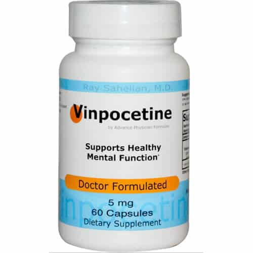 Vinpocetine effects