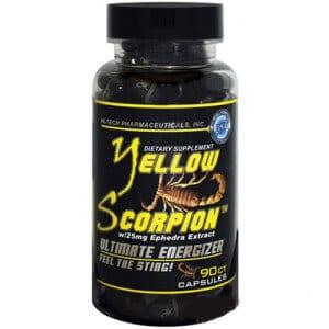 Yellow Scorpion Review