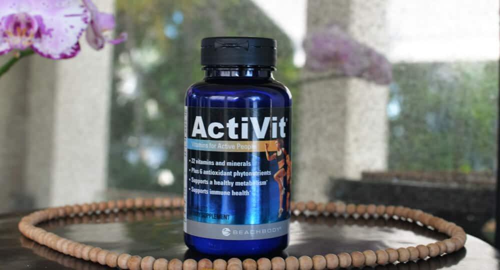 Activit Multivitamin Ingredients