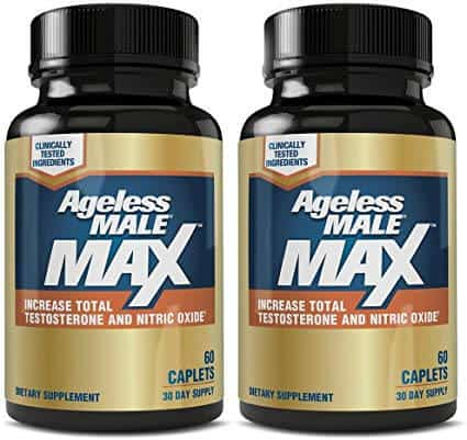 Ageless Male Max Review Update 2020 14 Things You Need To Know