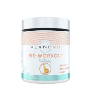 Alani Nu Pre-Workout Review