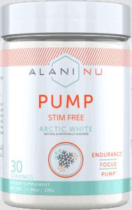 Alani Nu Pump Review