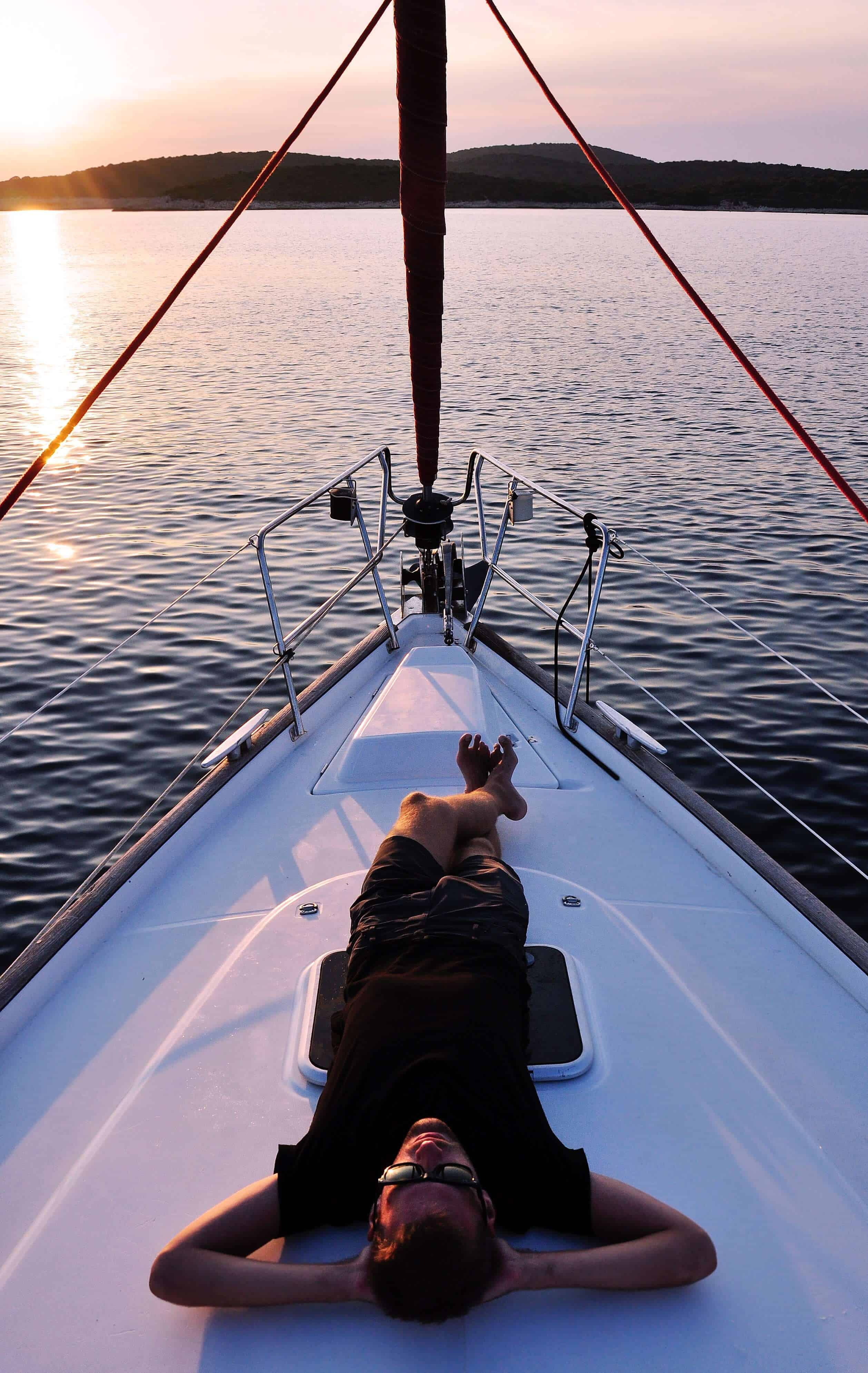 Sailboating Safety And Health