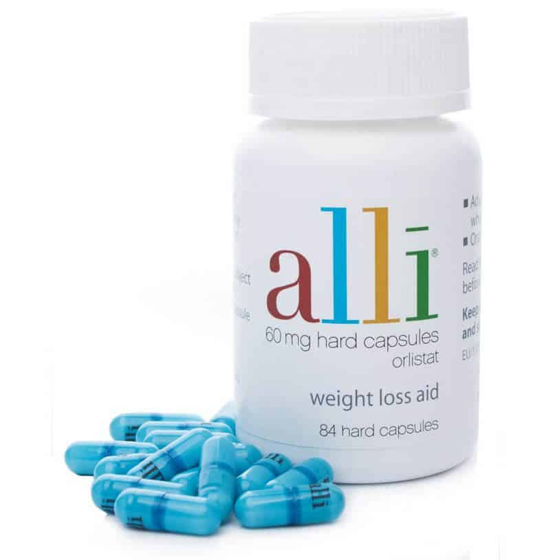 At 15g Of Fat Per Meal Alli Can Only Block Around 100 Calories A Day