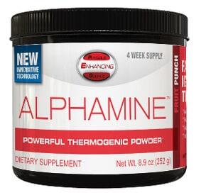 Alphamine Review