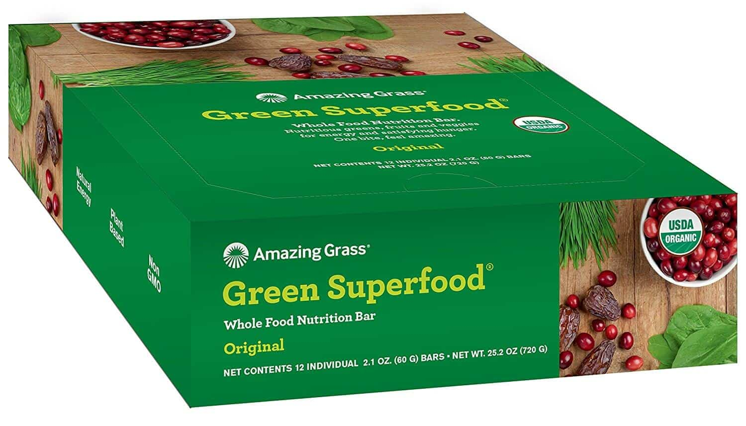 Amazing Grass Green Superfood Ingredients