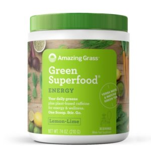 Amazing Grass Review