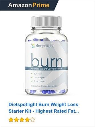 Dietspotlight Burn Quote
