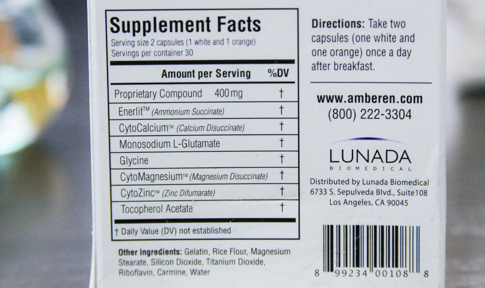 Amberen Review Does Amberen Work Side Effects Review