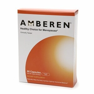 Amberen Review | Relief for 12 Menopause Symptoms?