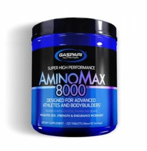 Aminomax 8000 Review