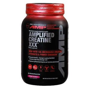 Amplified Creatine XXX Review