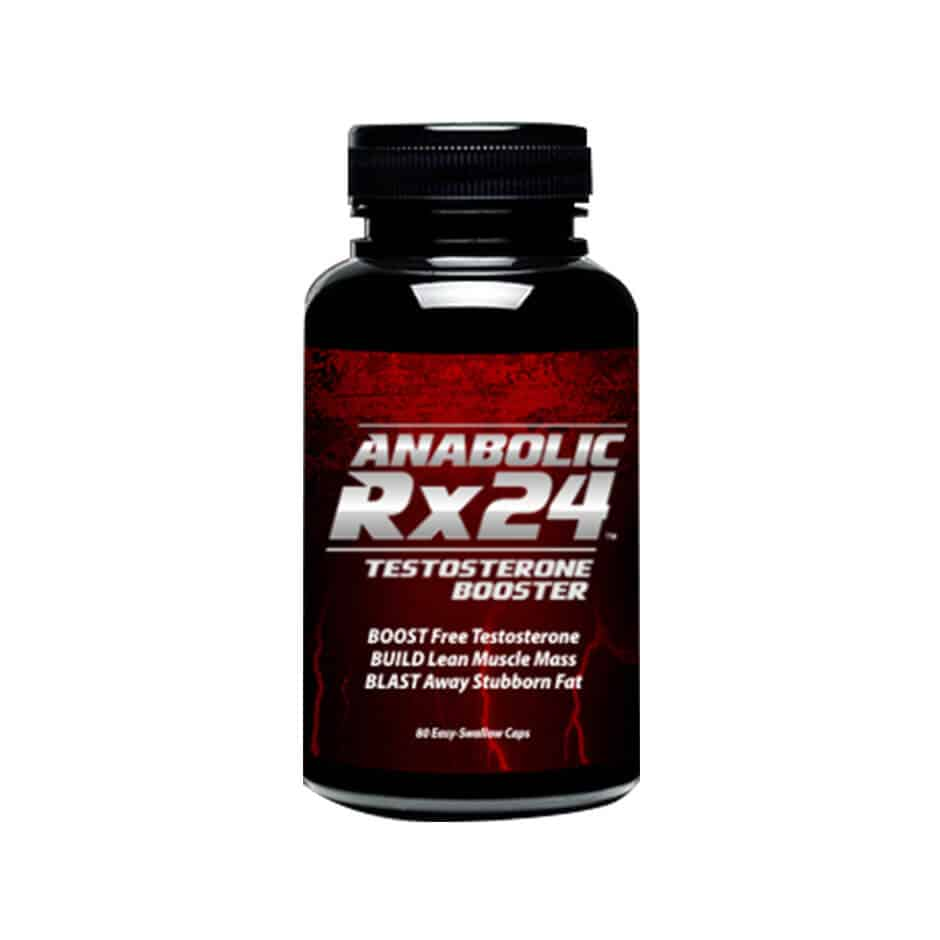 Anabolic Rx24 Review (UPDATE: Nov 2017) | 5 Things You