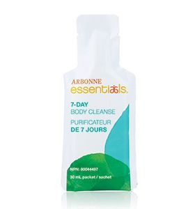 Arbonne 7 Day Body Cleanse Review