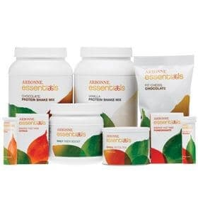 Arbonne Weight Loss Program Review