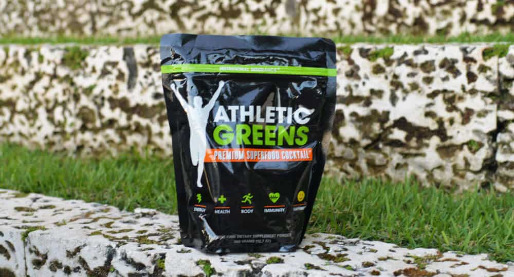 Athletic Greens Customer Testimonials