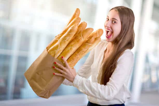 Easy Weight Loss Tip - Avoid Breads and High Fat Snacks