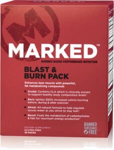 Marked Blast And Burn Review