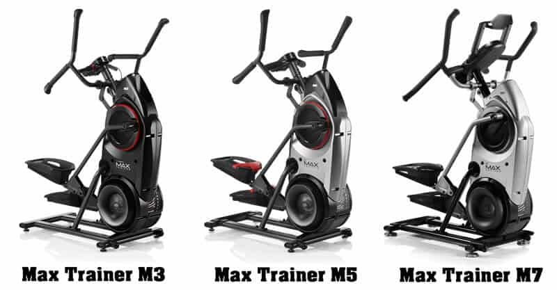 Max Trainer M5 >> Bowflex Max Trainer Review (UPDATE: 2018) | 21 Things You ...