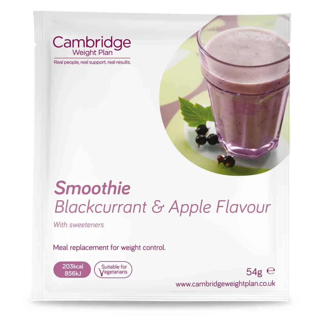 cambridge diet smoothie