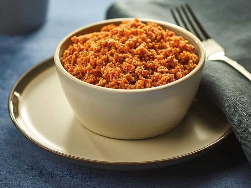 cambridge diet spicy couscous