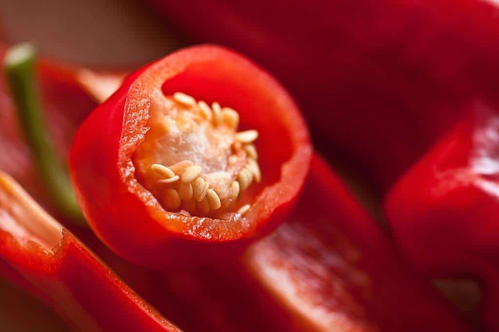 Cayenne Fruit