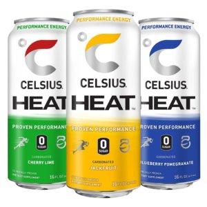Celsius Heat Review