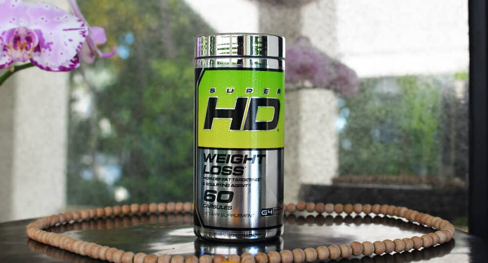 Cellucor Super HD Ingredients