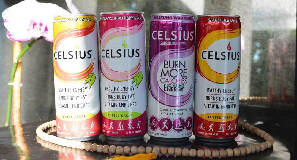 Celsius Ingredients