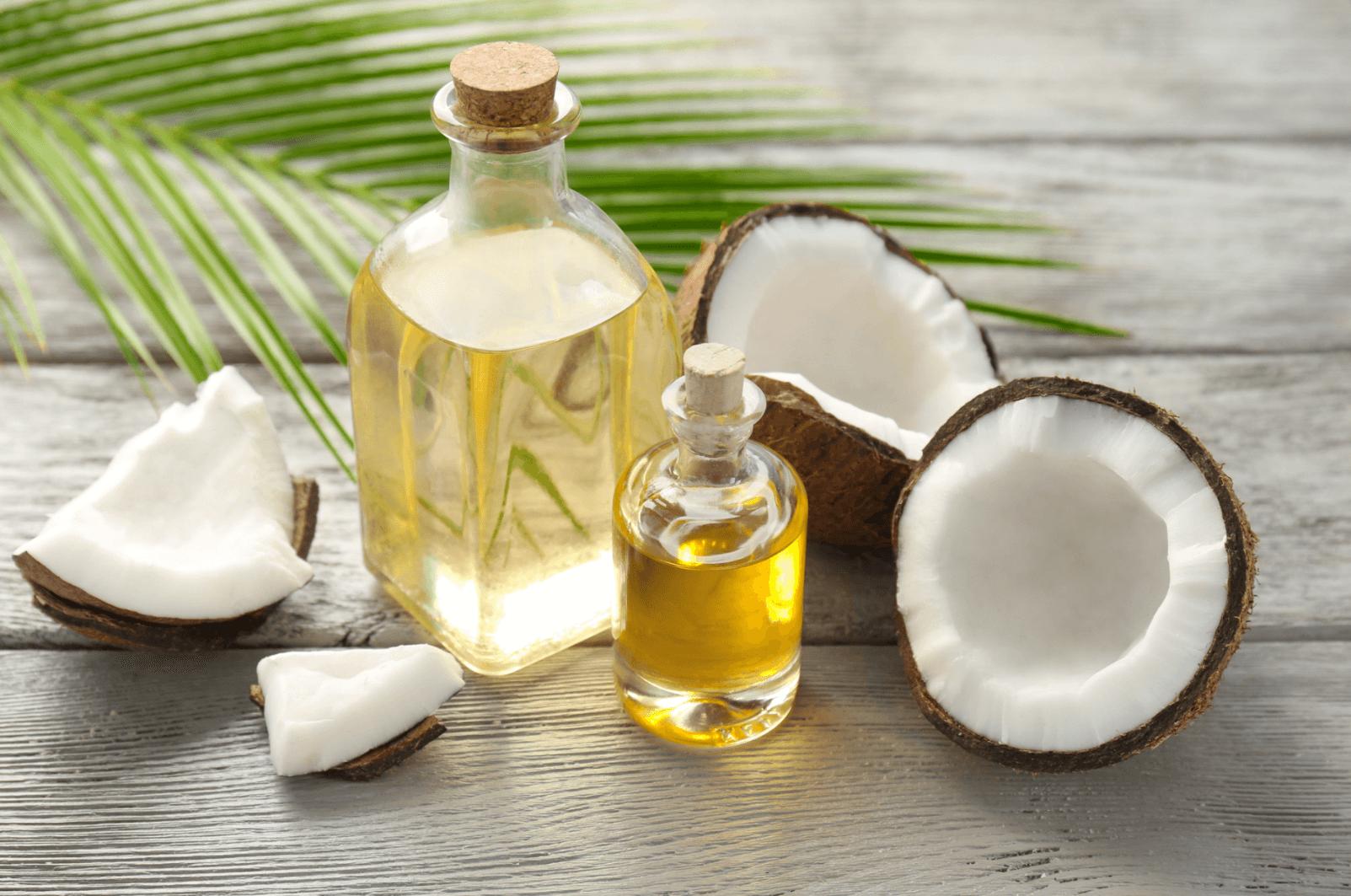 Junk foods - oils