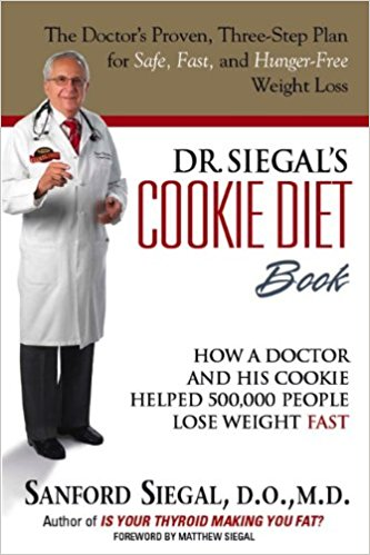 how many people using cookie diet
