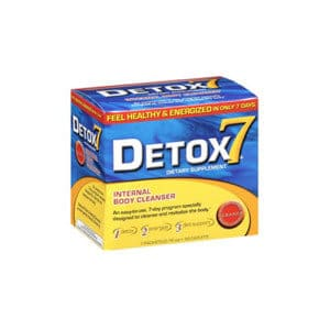 Detox 7 Review