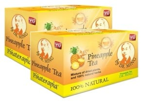 Dr. Ming Pineapple Tea Review