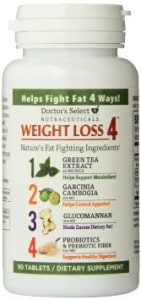 Doctor's Select Weight Loss 4 Review