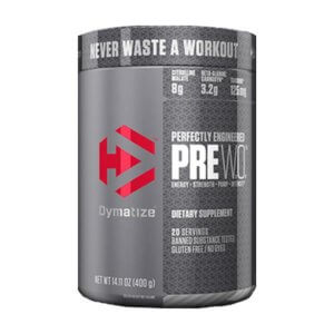 Dymatize Pre-Workout Review