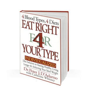 Eat Right 4 Your Type Review
