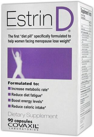 Menopause diet pill