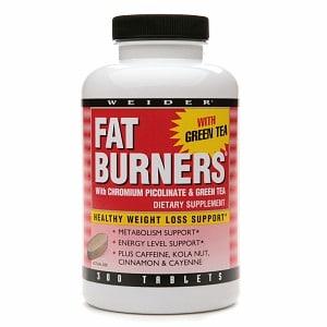 thermogenics weight loss powder