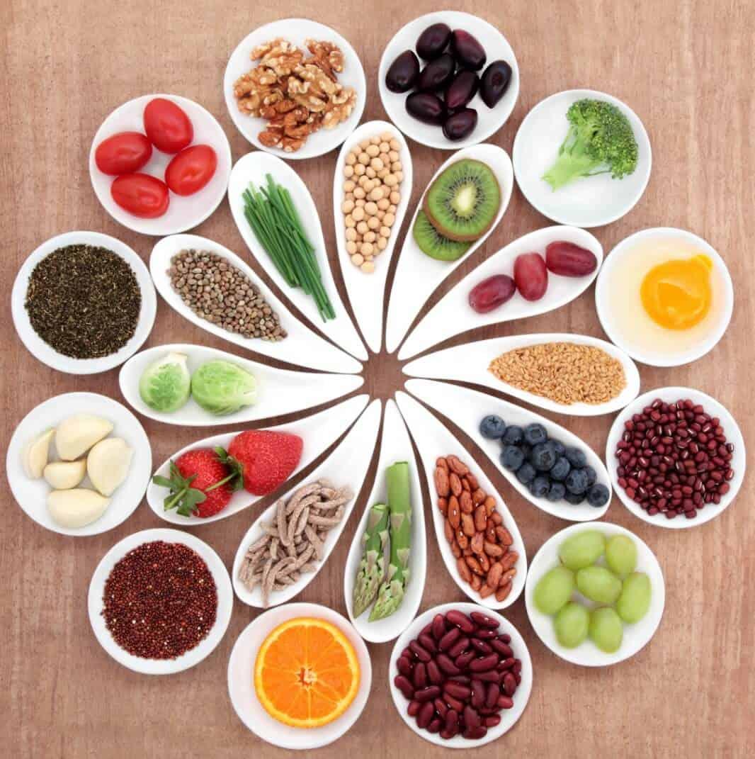 20 Fiber-Rich Foods You Should Eat Ingredients