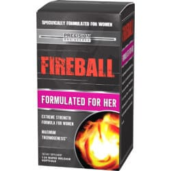 Fireball Formulated For Her Review