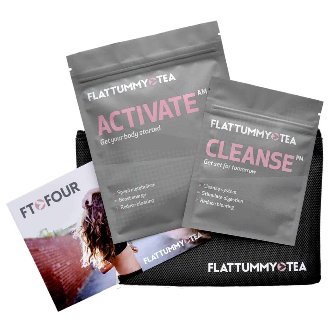 Flat Tummy Tea Review | Does Flat Tummy Tea Work?, Side
