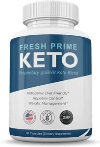 Fresh Prime Keto Review