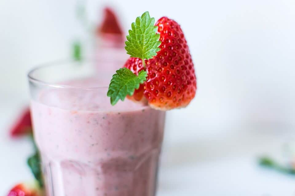 Smoothie Diet Fruit