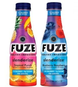 Fuze Slenderize Review