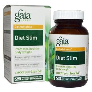Gaia Herbs Diet Slim Review