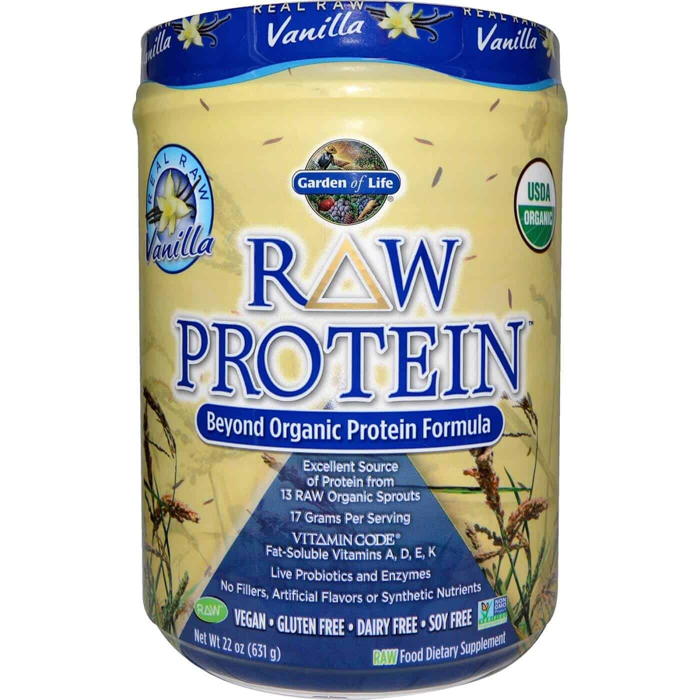Perfect Garden Of Life Raw Protein Review An Organic Supplement For Weight Loss G In Design Inspiration