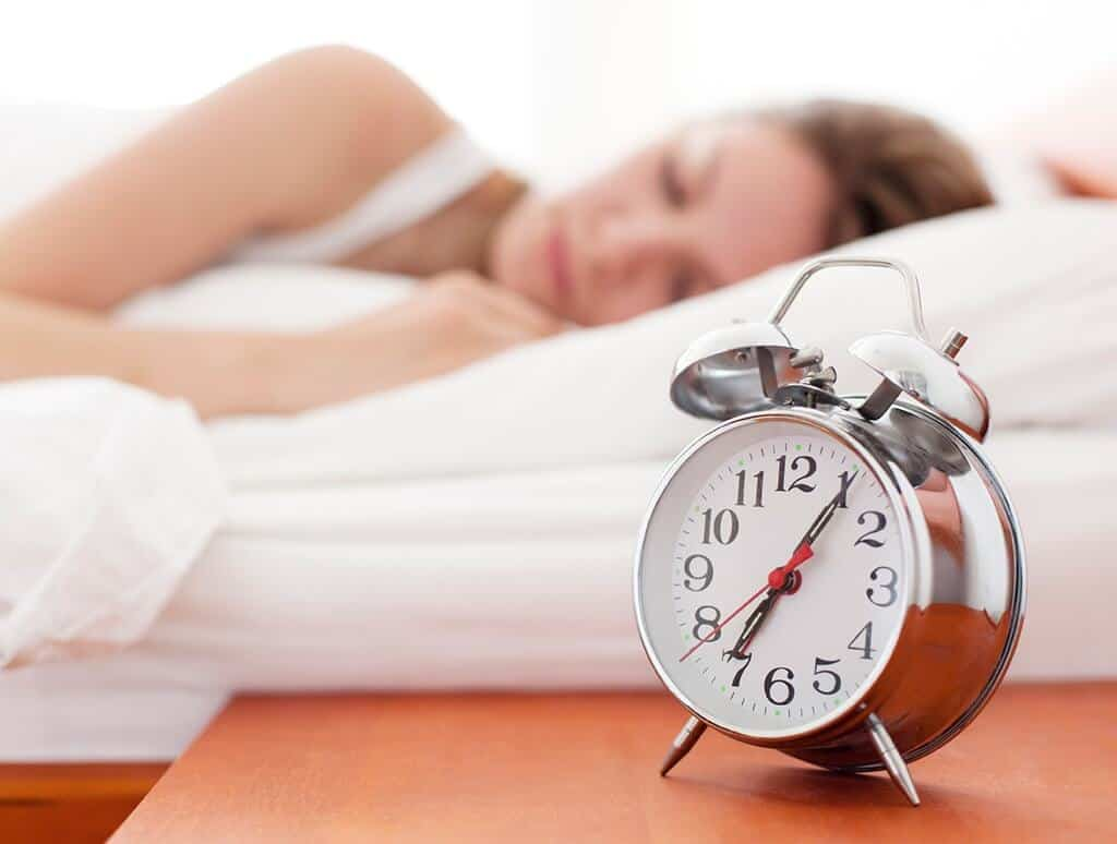 get sleep lose weight