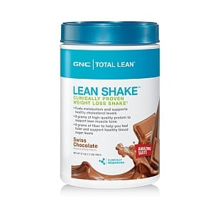 GNC Lean Shakes Review - Can Meal Replacement Shakes Boost Metabolism?